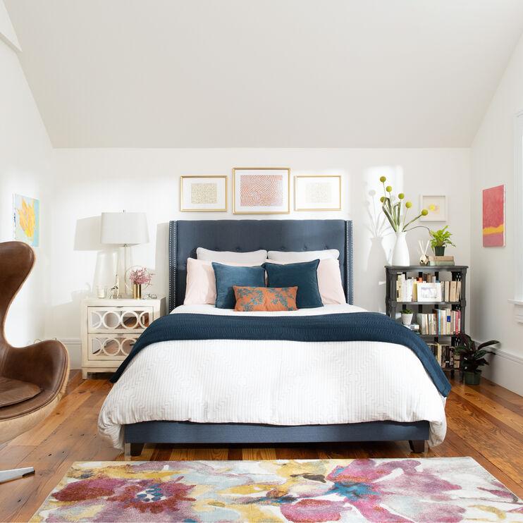 Rockwell Luxury Firm European Pillow Top King Mattress