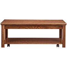 Chambers Golden Oak Coffee Table