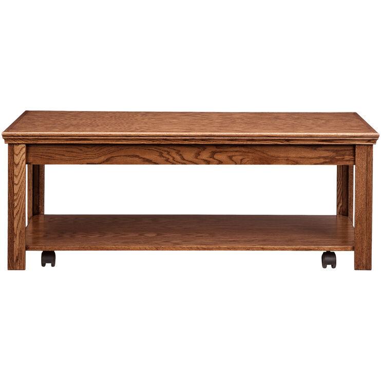 Chambers Golden Oak Coffee Table