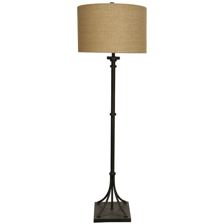 Greenfield Bronze Floor Lamp