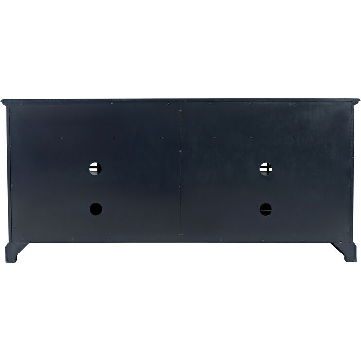 Chilton Navy 70 Inch Console