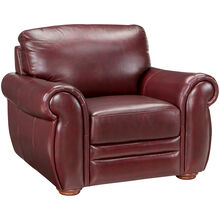 Gallery Burgundy Chair
