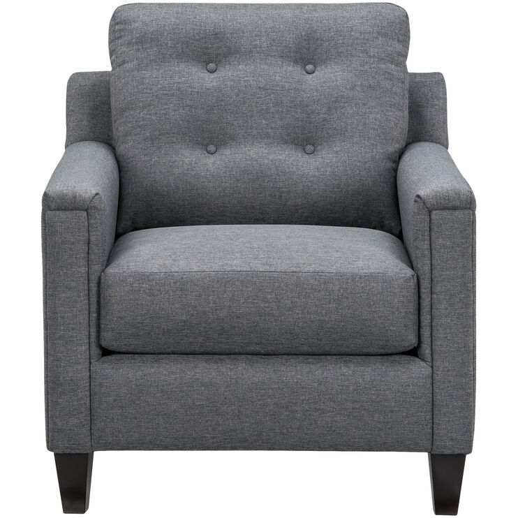 Platte Gray Chair
