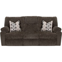 Nome Gray Reclining Sofa