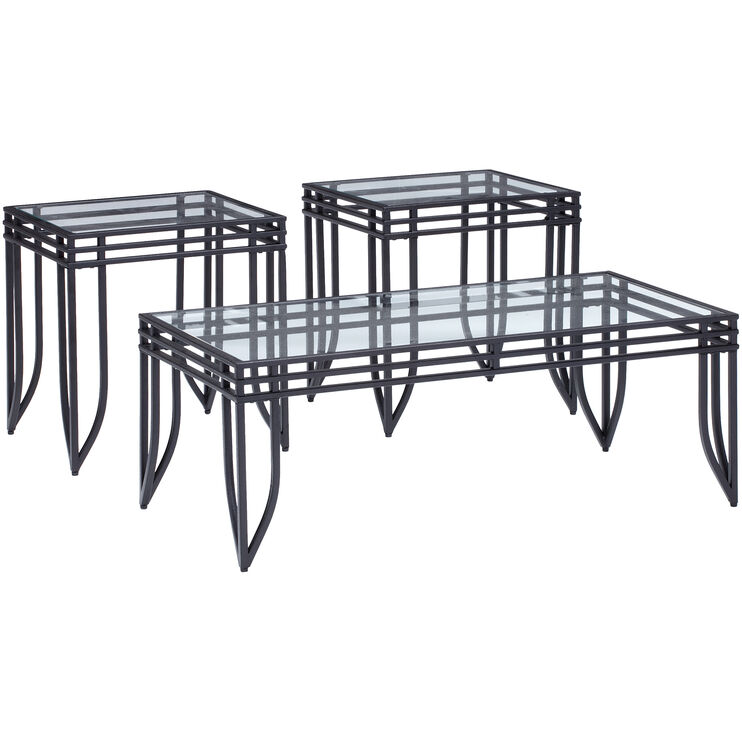 Exeter 3 Pack Tables