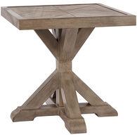Beachcroft Square End Table