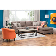 Wales 2 Piece Right Chaise Sectional