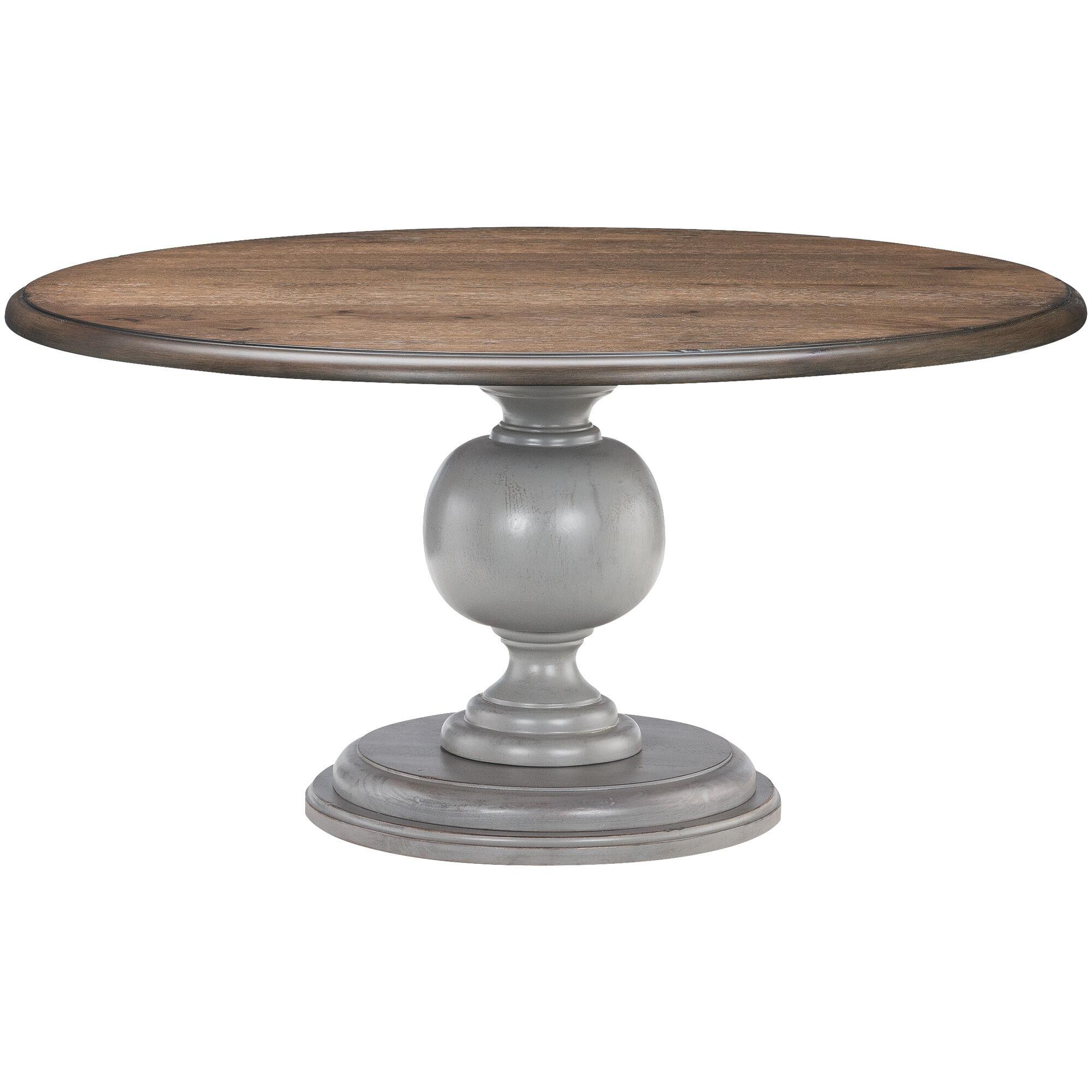 Colonnades Round Pedestal Coffee Table