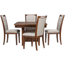 Manchester 5Pc Merlot Dining Set