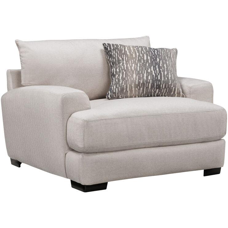 Dutch Linen Chair