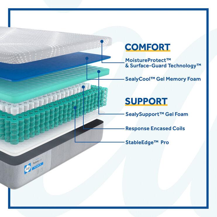 Medina Firm Hybrid Twin XL Mattress