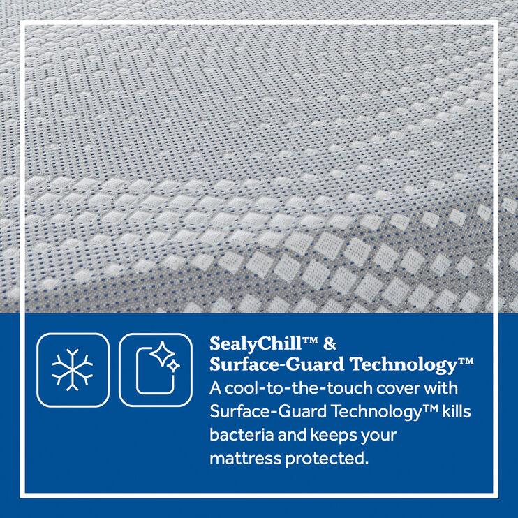 Lacey Soft Hybrid King Mattress