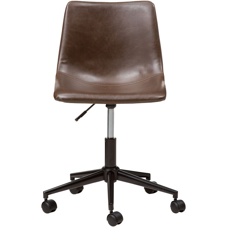 Hudson Brown Desk Chair