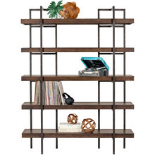 Starmore Walnut Bookcase