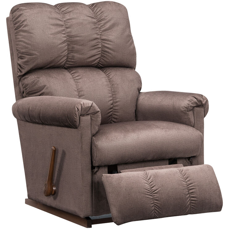 Slumberland Furniture La Z Boy Vail Mocha Rocker Recliner