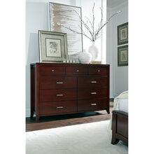 Brighton Brown Dresser