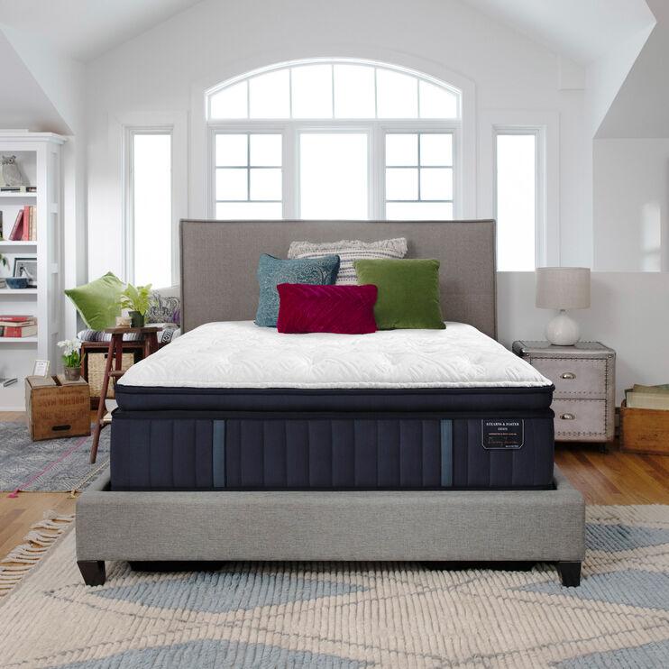 Estate Rockwell Luxury Plush European Pillow Top Full Mattress