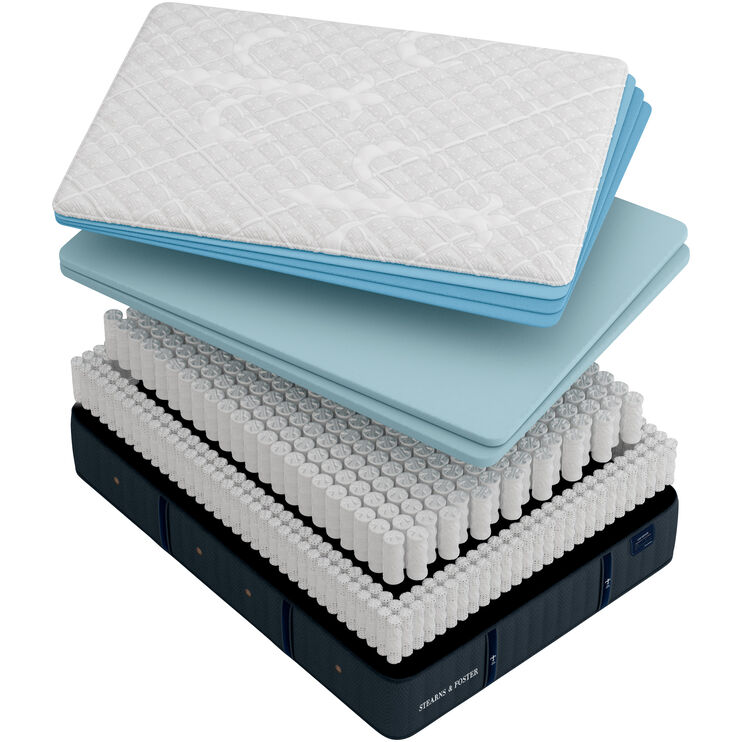 Cassatt Luxury Ultra Firm Tight Top Queen Mattress