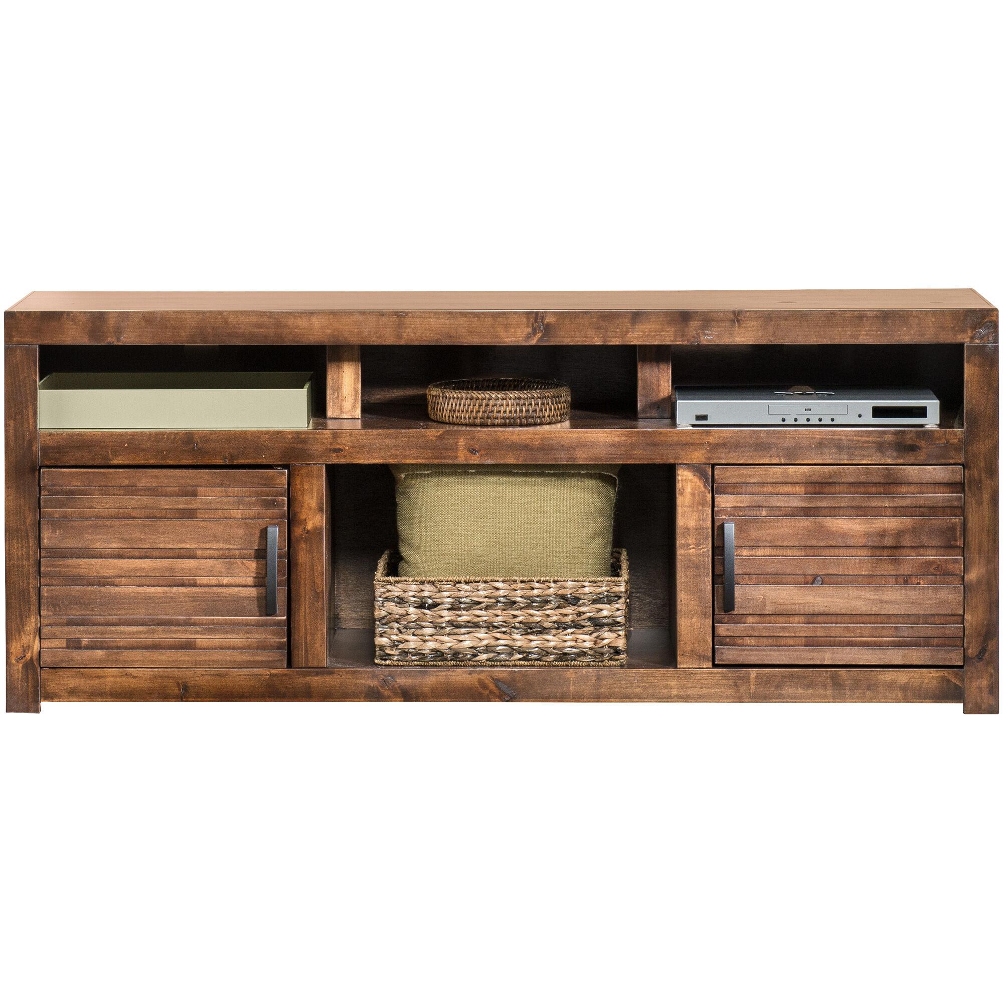 the best attitude fb3e4 5f287 Slumberland Furniture | Sausalito Brown 65 Inch Console