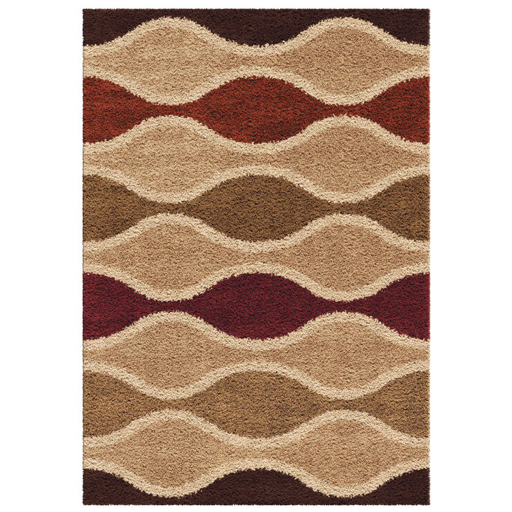 Impressions Making Waves 5 x 8 Rug
