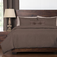 Harbour 5Pc Driftwood King Duvet Set
