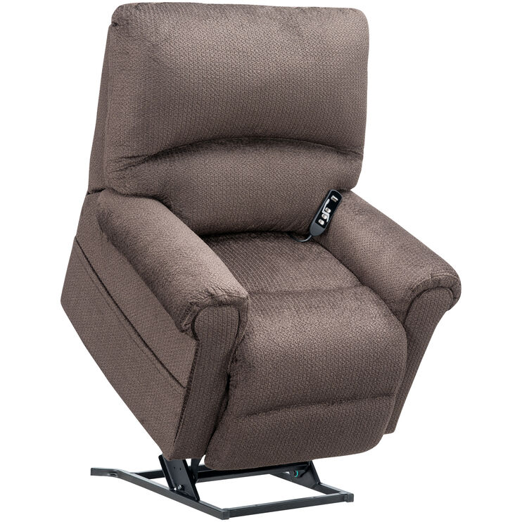 Slumberland Furniture Topaz Chocolate Lift Recliner