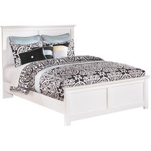 Bostwick Shoals White Queen Bed