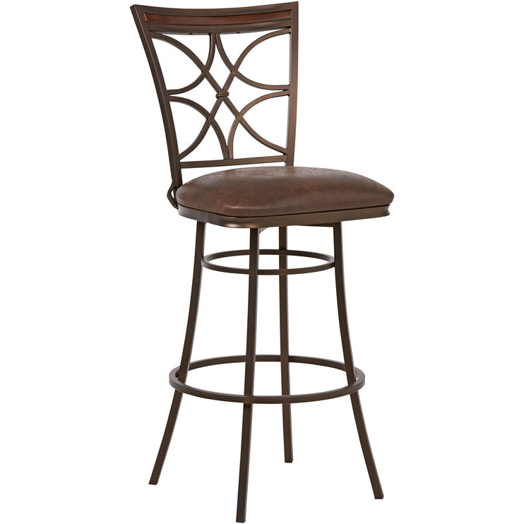 "Jasper Brown 30"" Counter Stool"