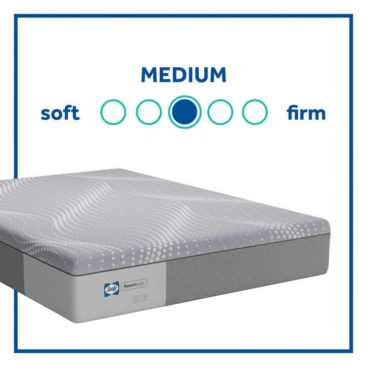 Paterson Medium Foam Twin Mattress