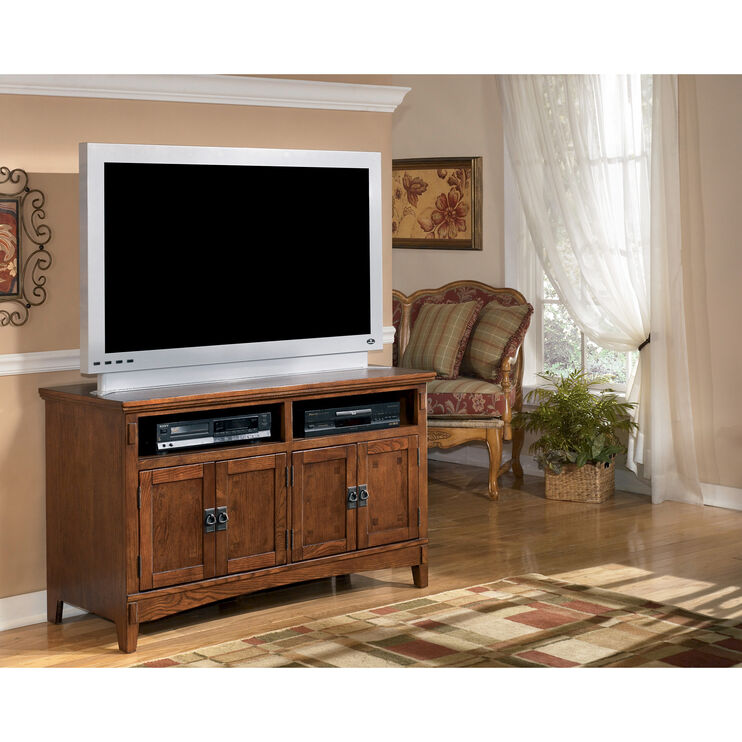 Cross Island 50 Inch Tv Console