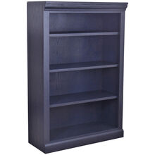 Classic 48 Inch Charcoal Bookcase