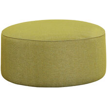 Bering Round Accent Ottoman