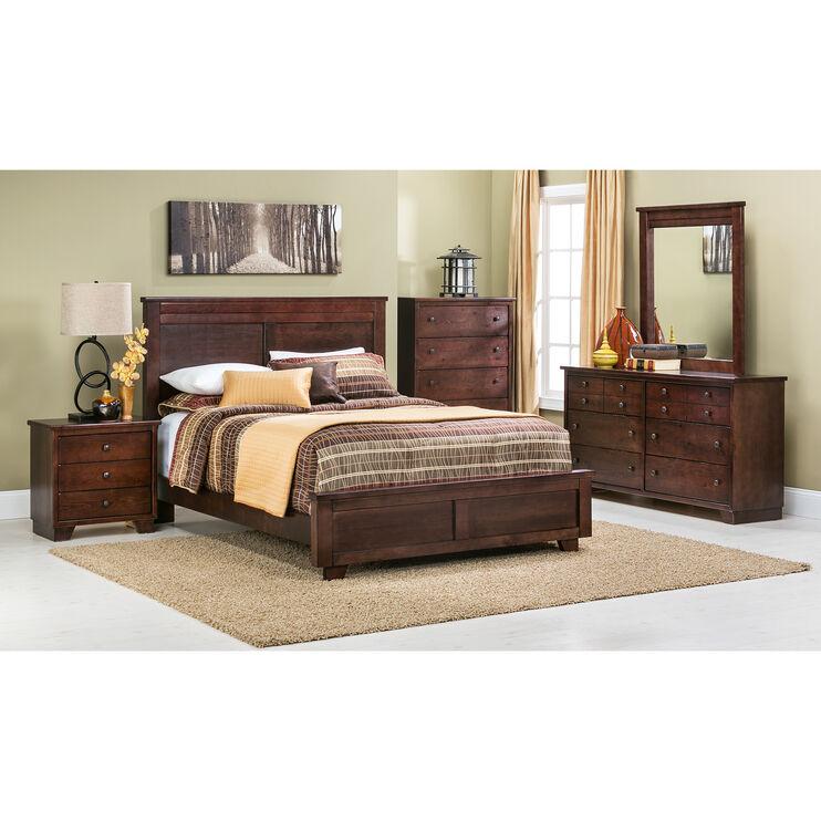 Diego Midnight Queen Bed