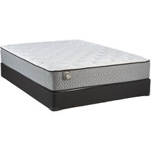 Sealy Seafront Luxury Firm Queen Mattress and Foundation Set