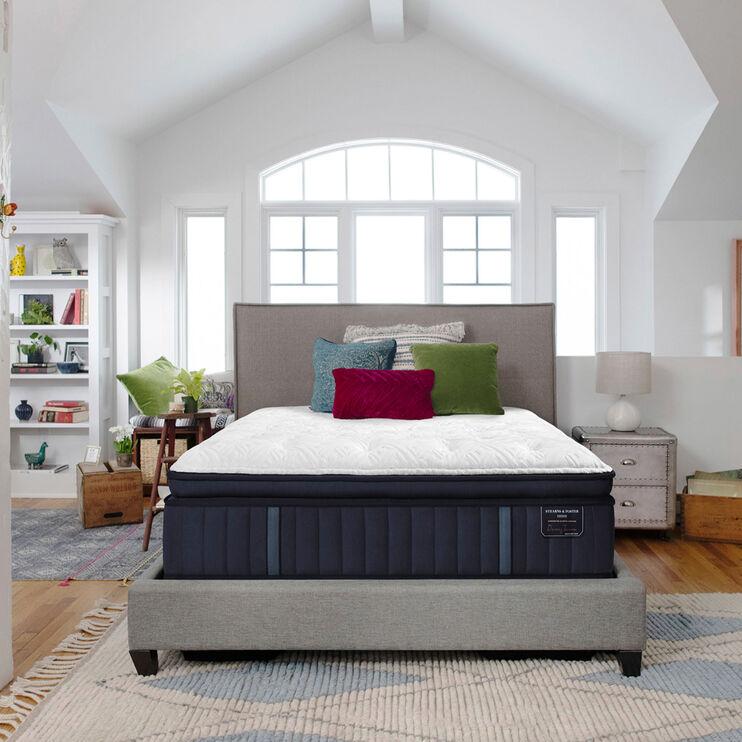 Stearns and Foster Estate Rockwell Pillowtop Plush Full Mattress
