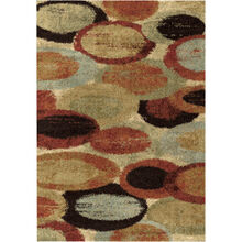 Majestic Pulpit Multi 8 x 11 Rug