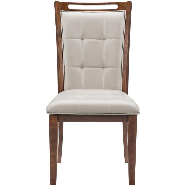 Manchester Merlot Dining Chair