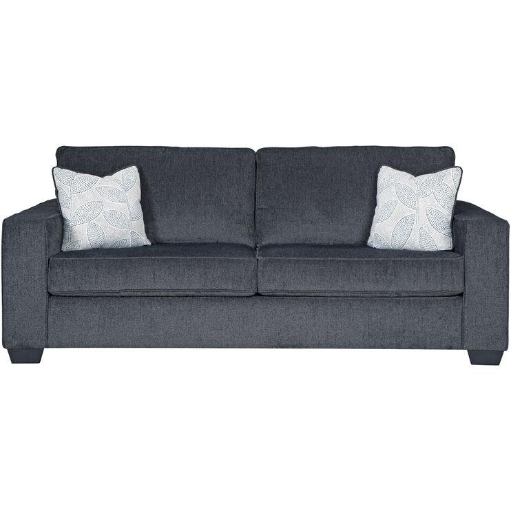 Riles Slate Sofa