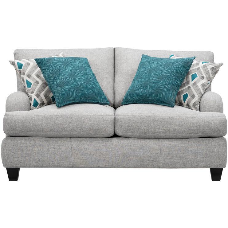 Fantastic Ogden Quartz Loveseat Slumberland Furniture Lamtechconsult Wood Chair Design Ideas Lamtechconsultcom