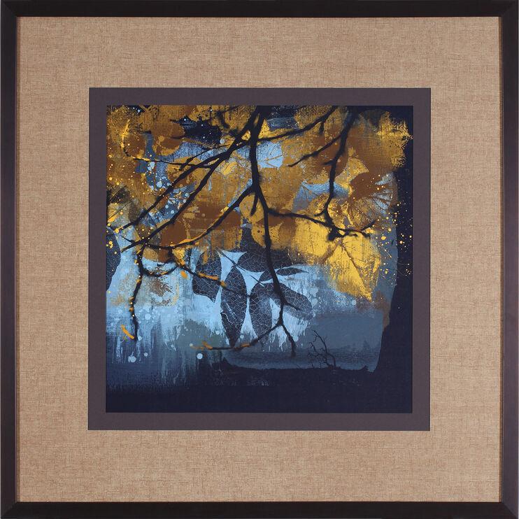 Midnight II Framed Art
