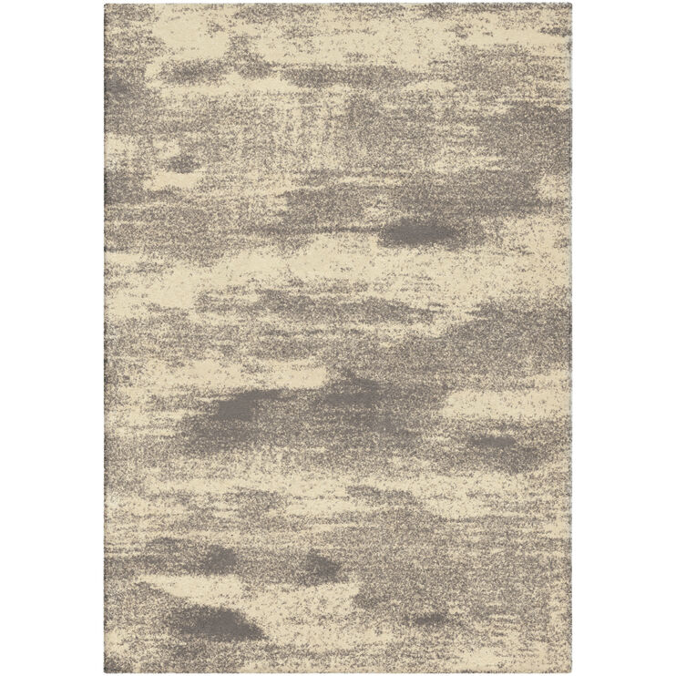 Modern Grace Fluffy Clouds 5 x 8 Rug