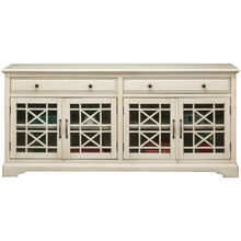 "Chilton 72"" Antique White Console"