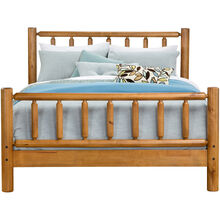 Timber Creek Old Pine Queen Bed