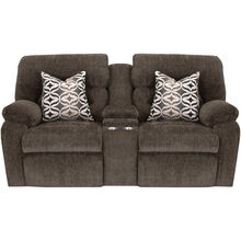 Nome Tiger Eye Reclining Console Loveseat