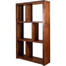 Sausalito Aged Whiskey 42 Inch Room Divider
