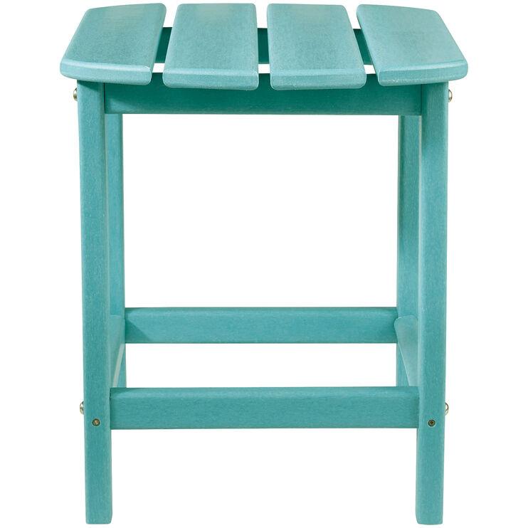Sundown Turquoise End Table