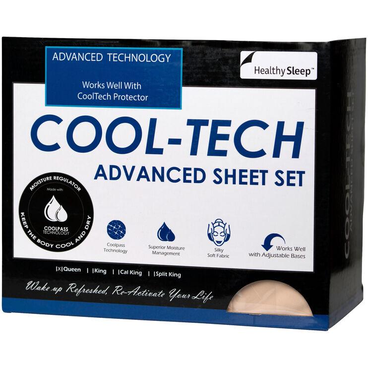 Cool-Tech Queen Cream Sheets