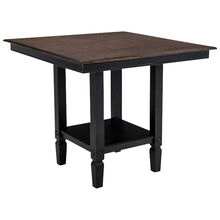 Glennwood Black Counter Table