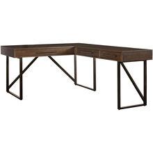 Starmore Brown 2 Piece Desk