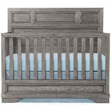 Foundry Brushed Pewter Crib